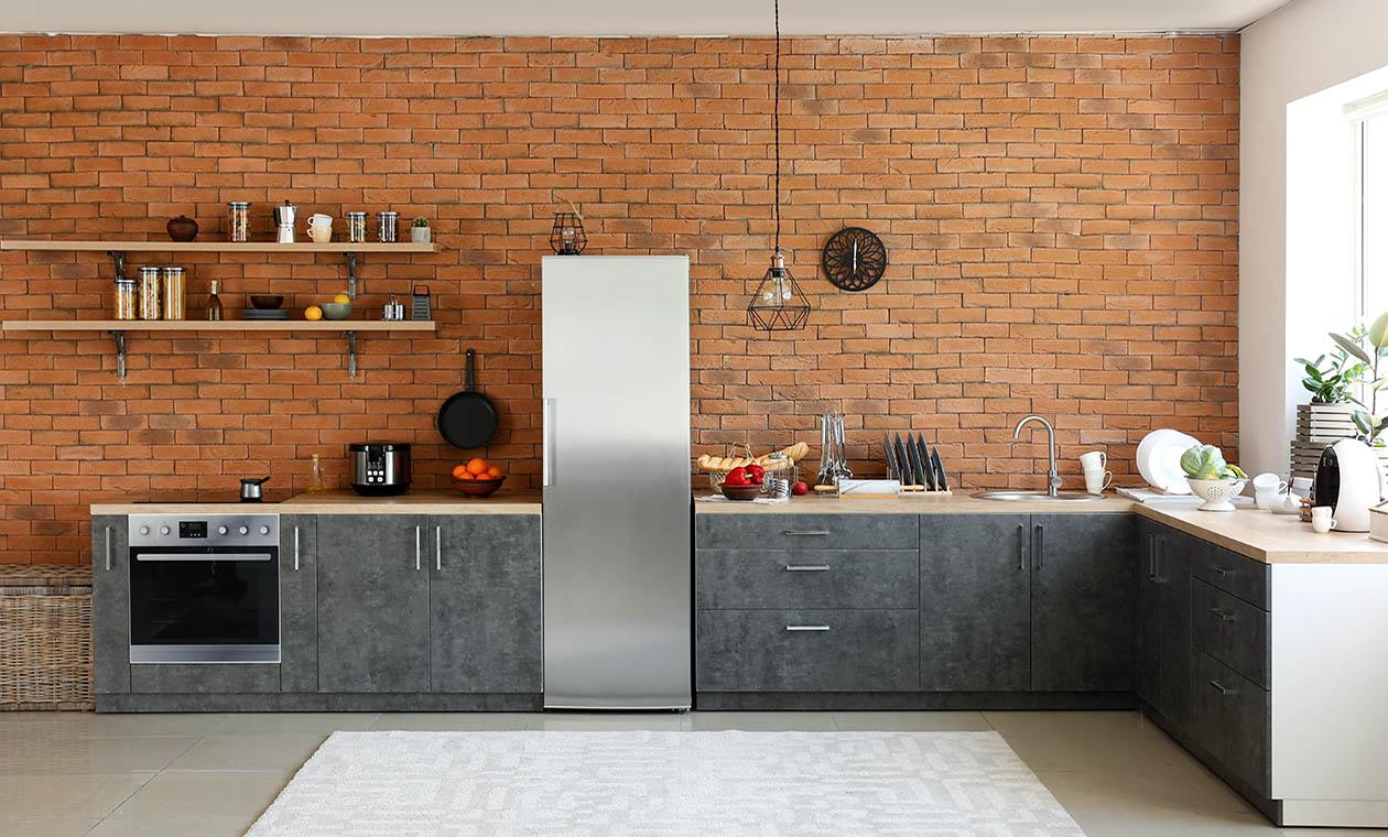 Кухня в стиле минимализма под заказ