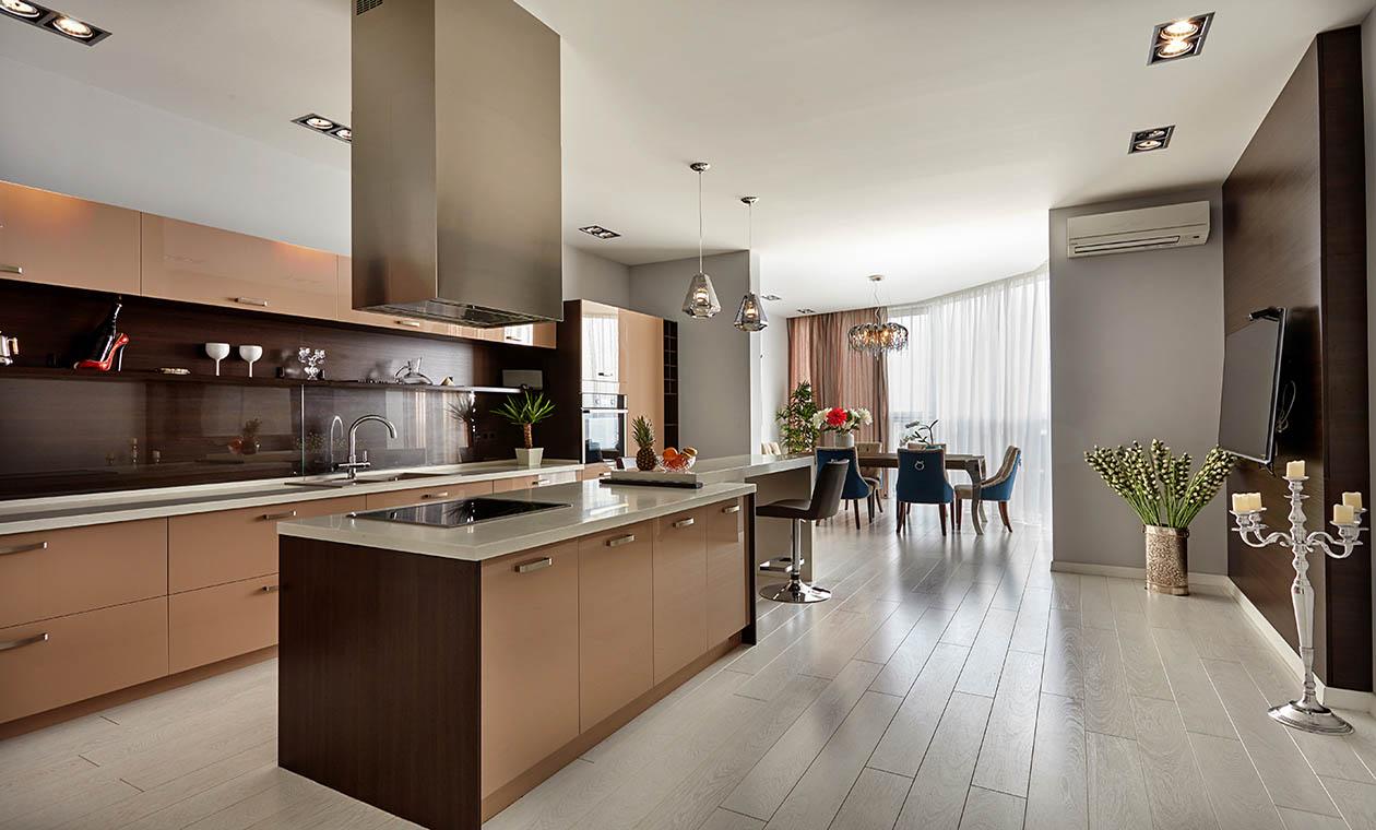 Кухня в стиле модерн под заказ